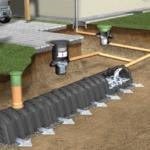Способы борьбы с грунтовыми водами на участке