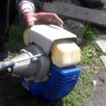 Выявление поломок и ремонт бензокосы