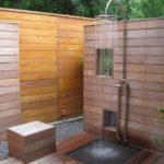 Как сделать дачный душ. Пошаговая инструкция с фото