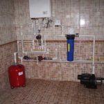 Подключение централизованного водопровода в частном доме