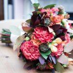 Названия цветов для букетов с фото — популярные виды для составления композиций