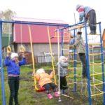 Чертежи и инструкции по сборке детских площадок, домиков, песочниц