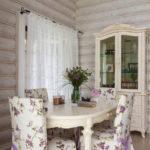 Отделка деревянного дома внутри: фото с идеями внутренней отделки деревянного дома