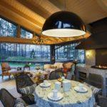 Дизайн интерьера домов и коттеджей, фото и видео дизайн-проектов интерьера