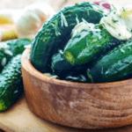 Малосольные огурцы – очень быстрые рецепты