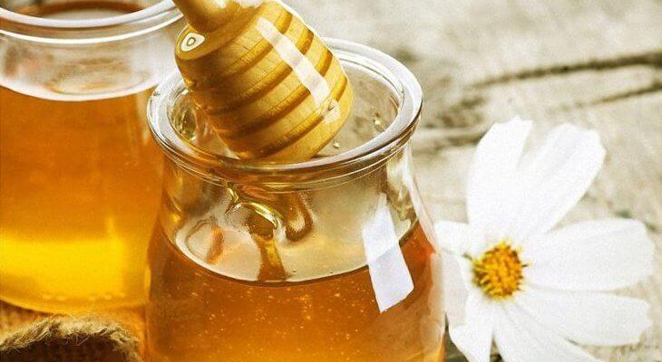 Калорийность меда. Сколько калорий в 1 чайной ложке?